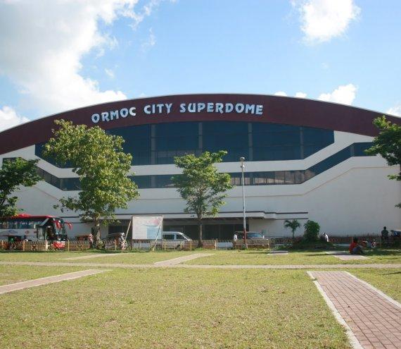 Ormoc City Superdome, Leyte