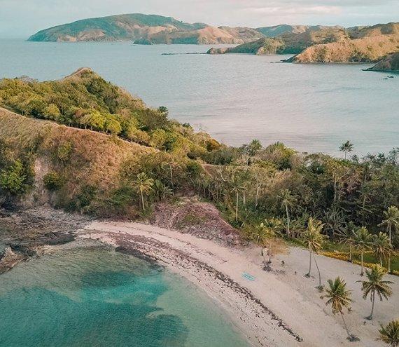 Schätze von Tablas Insel