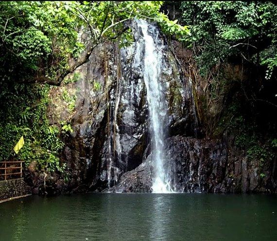 Die Taktak Wasserfälle