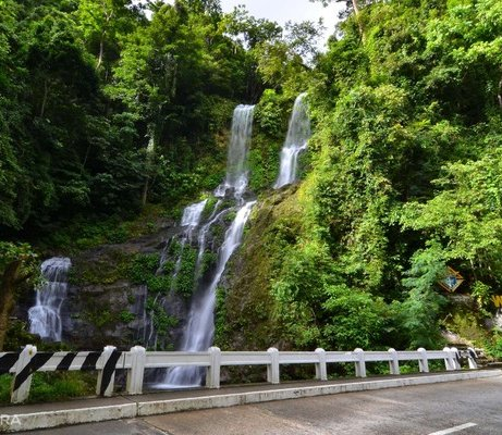 Tamaraw Wasserfall