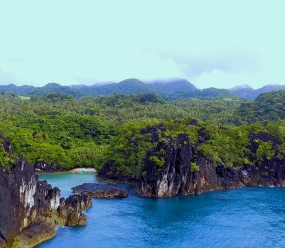 Die Tinago Insel
