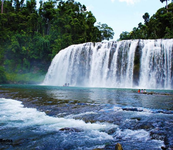 Tinuy-an Wasserfall