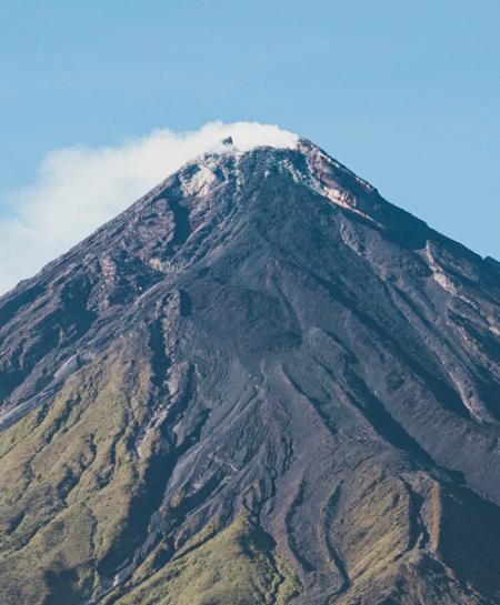 Vulkane erklimmen