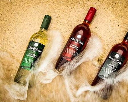 Vino de Coco (Kokoswein)